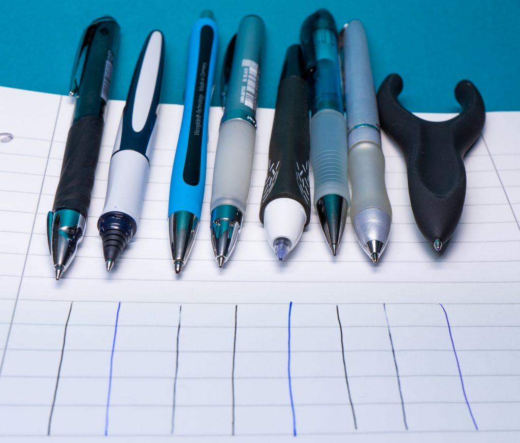 Test: Stift für Klausuren