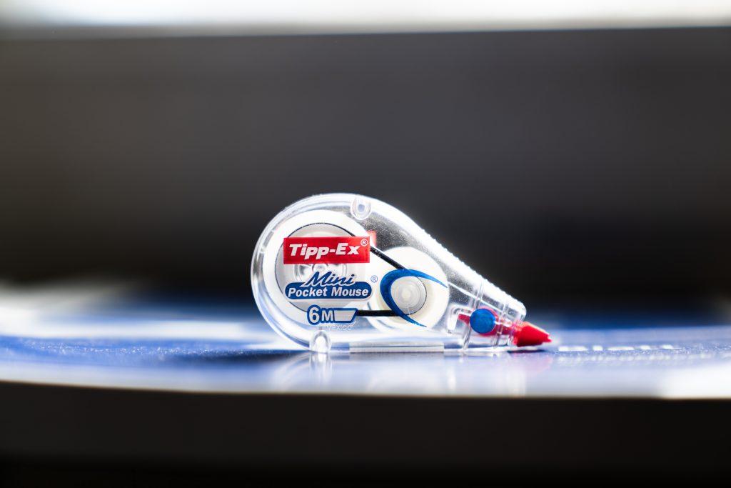 Test: Tipp-Ex Mini Pocket Mouse