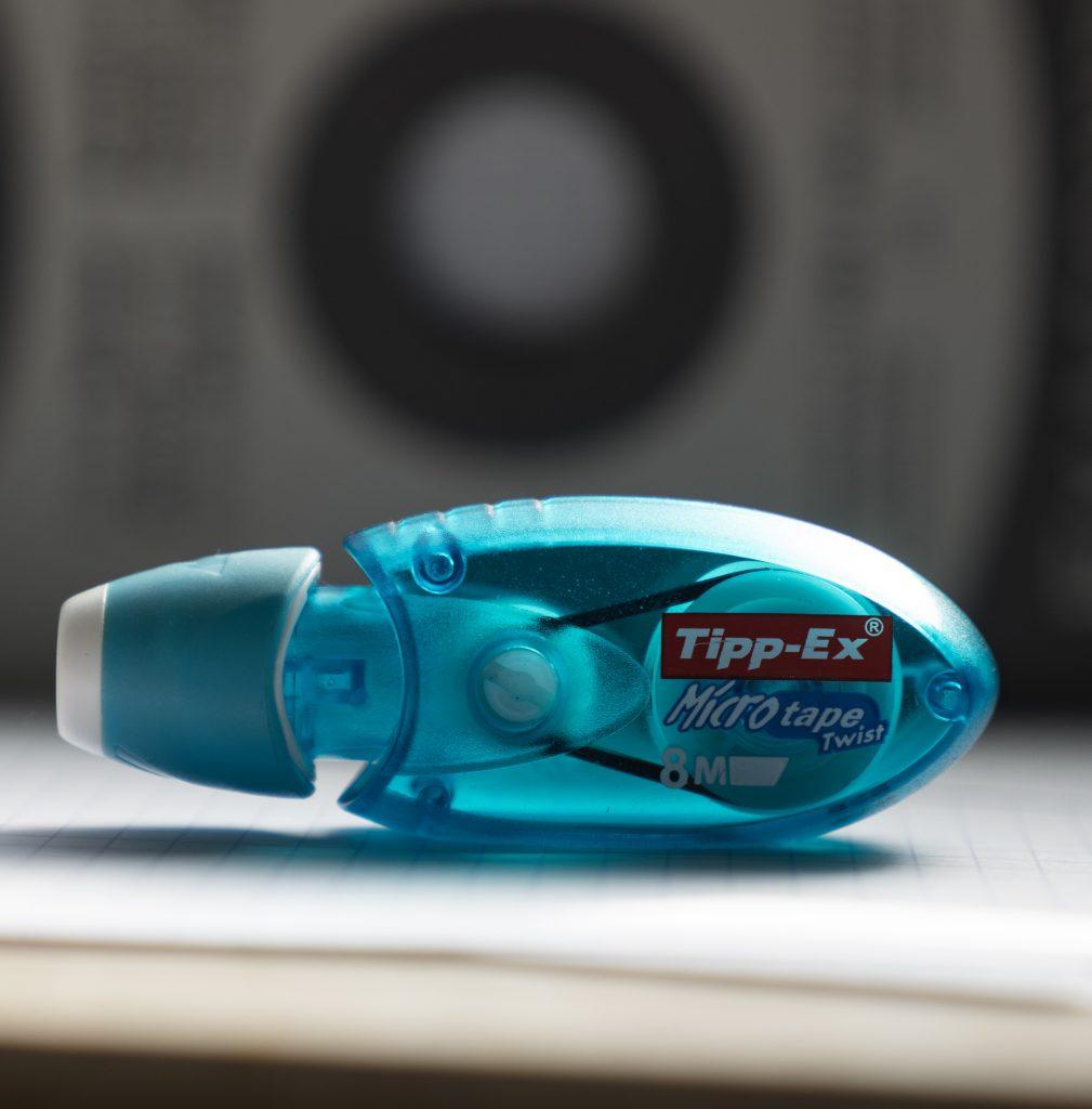 Test: Tipp-Ex Micro tape Twist