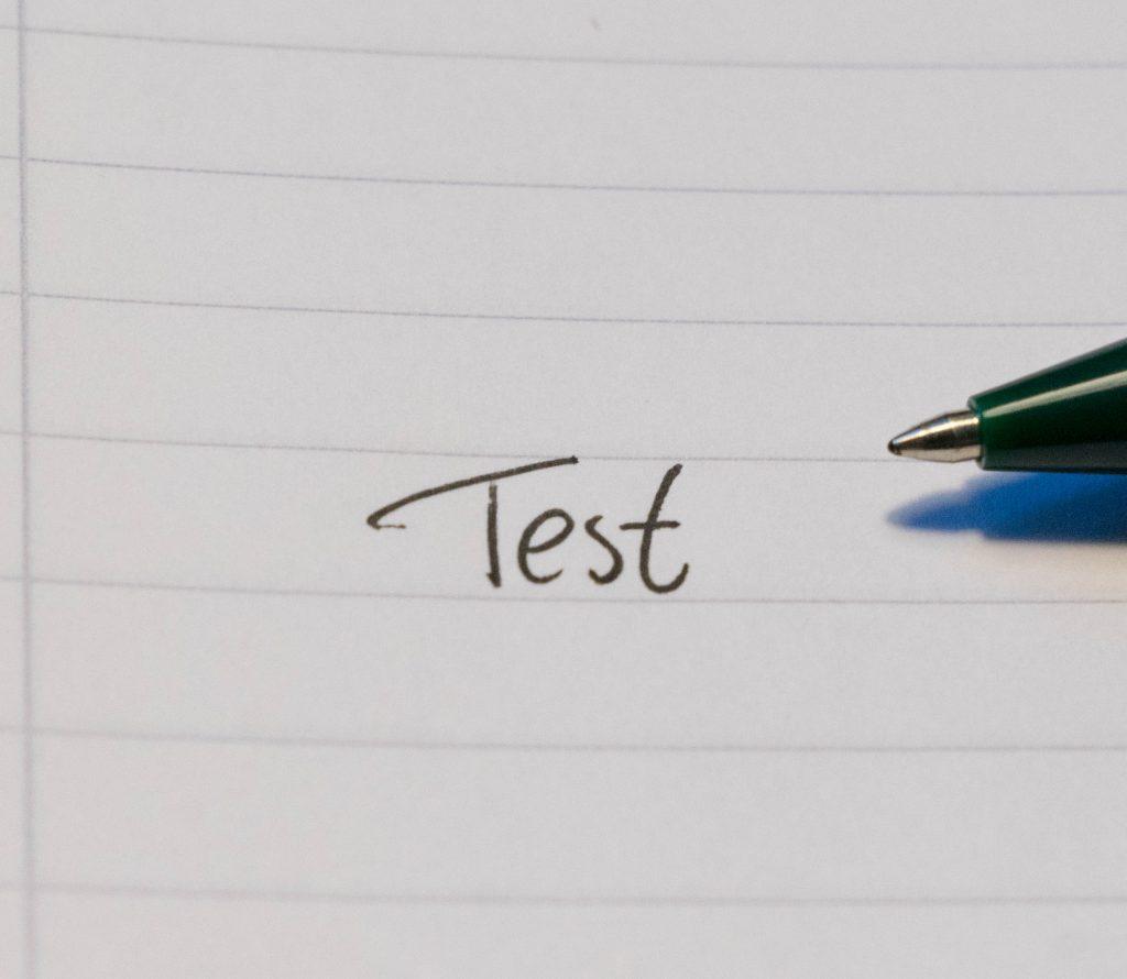 Kaweco Pen test