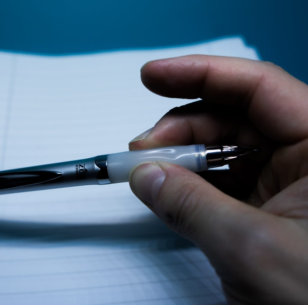 Uniball Gel Pen