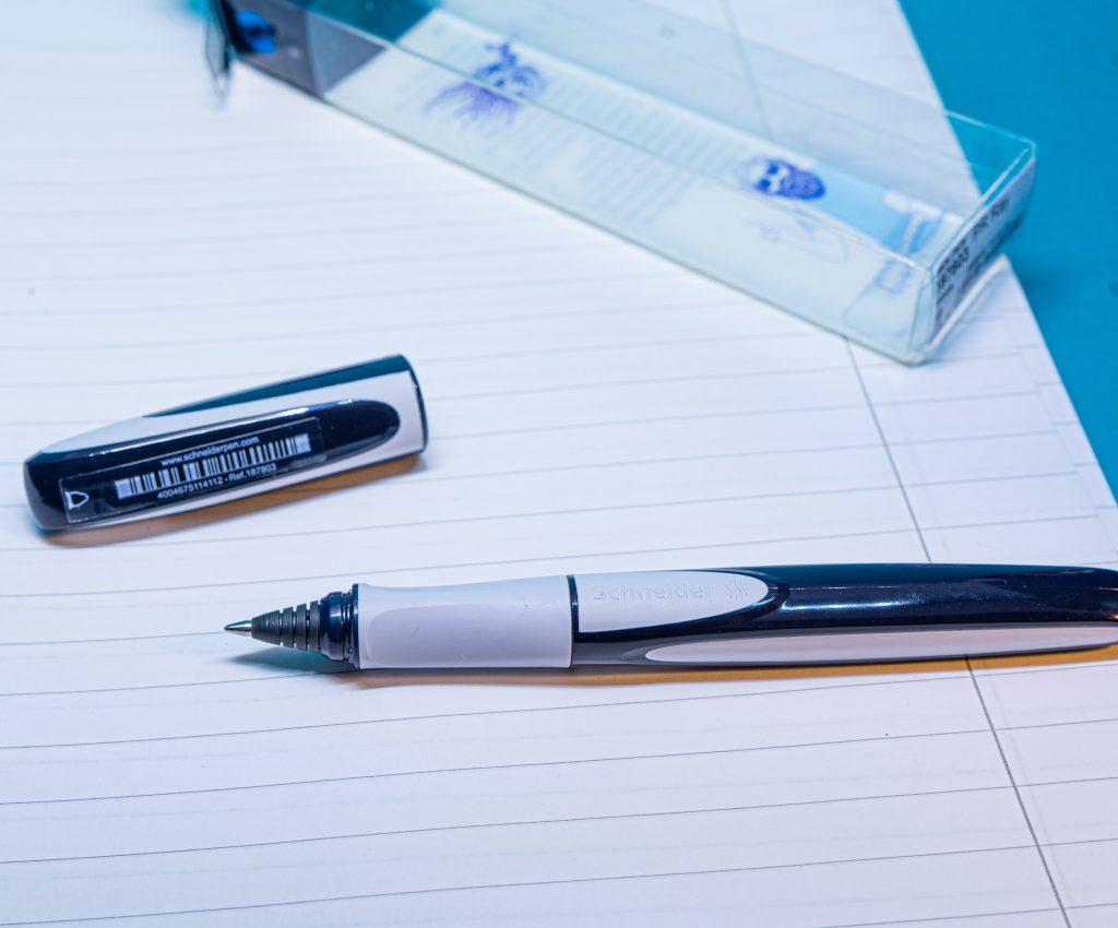 Rollerball Pen Test