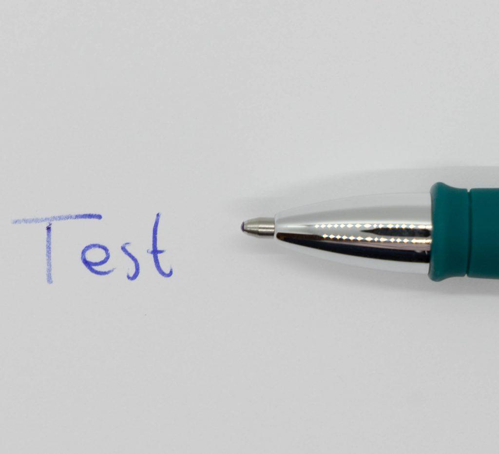 Faber-Castell Kugelschreiber Test