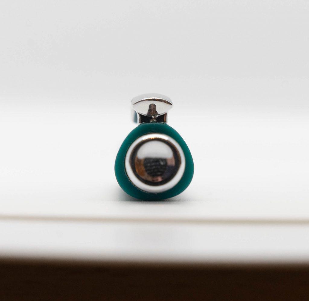 Form des Faber Castell Stiftes