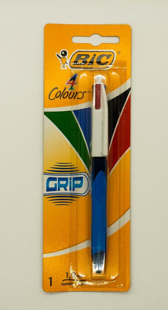 Vier Farben Stift BIC