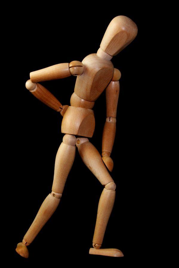 Rückenschmerzen im Homeoffice