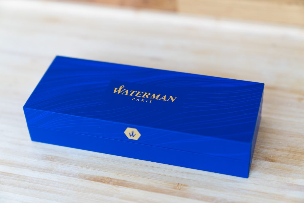 Waterman expert packaging