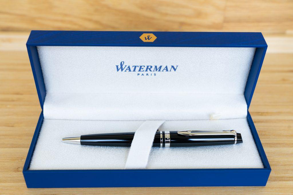 Waterman expert Test