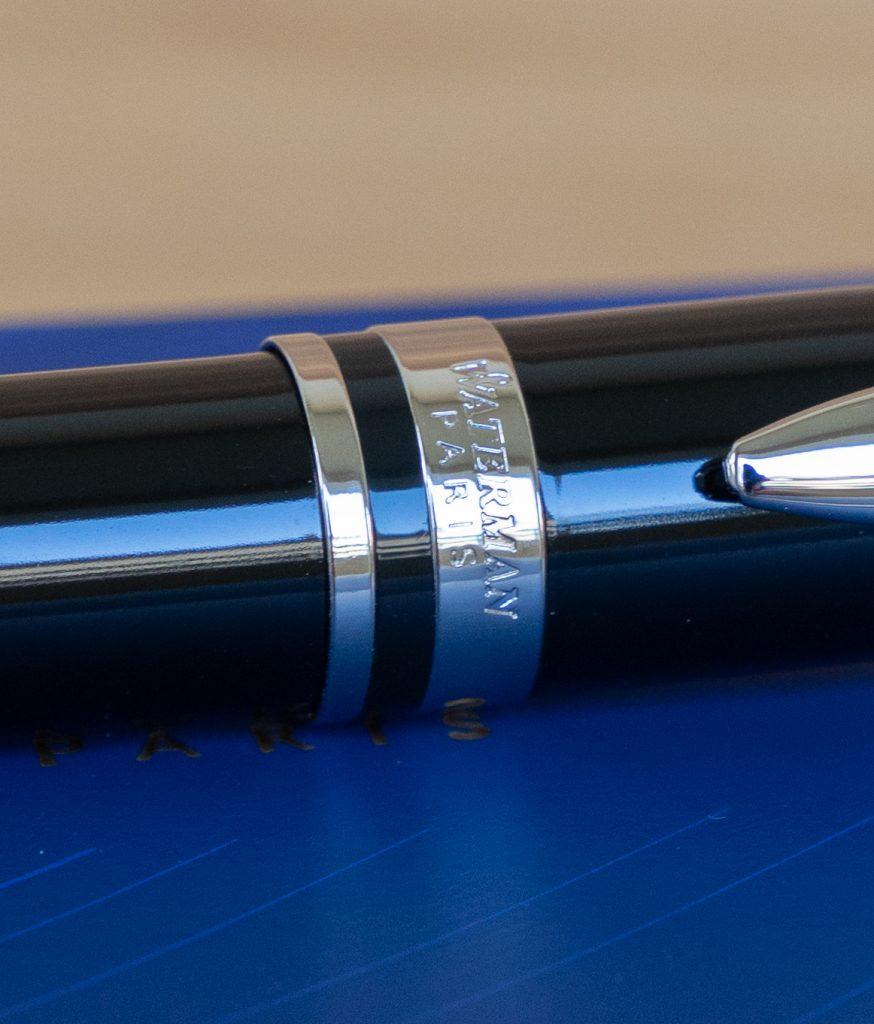Waterman expert details pencil
